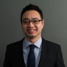 香港分公司总经理 Tony Chan